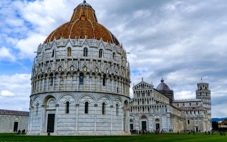 Cartoline da Pisa